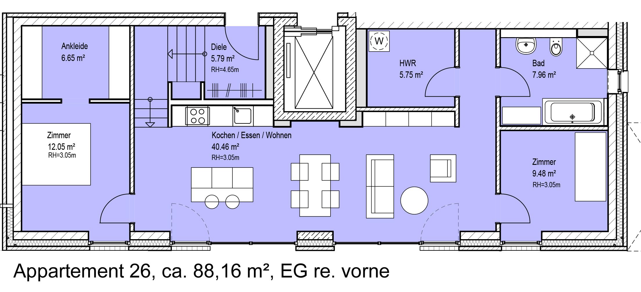 Nice Für Jeden Das Richtige: Die Appartments Im Erdgeschoss Haben Eine  Kuschelige Schlafgalerie. Für Sie Genau Richtig.
